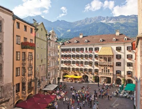 Green City Trip:Nachhaltiges Wochenende in Innsbruck, Österreich