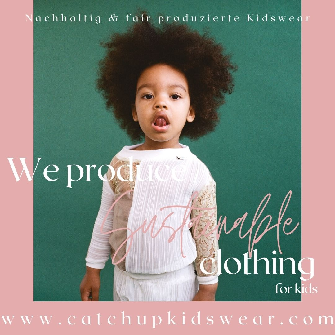 Catchup Kidswear - das Upcycling-Label aus Berlin