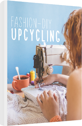 E-book Cover Fashion-DIY Upcycling