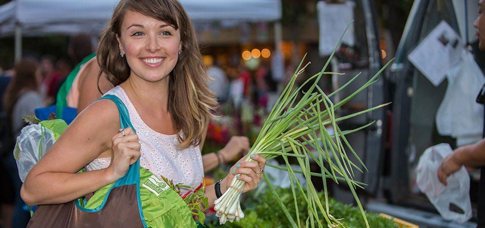 Nachhaltig einkaufen mit dem VeggieBag