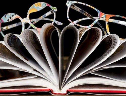 Brillen aus Papier statt Plastik
