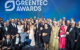 GreenTec Awards im ICM – Internationales Congress Center in der Neuen Messe München am 29.05.2016