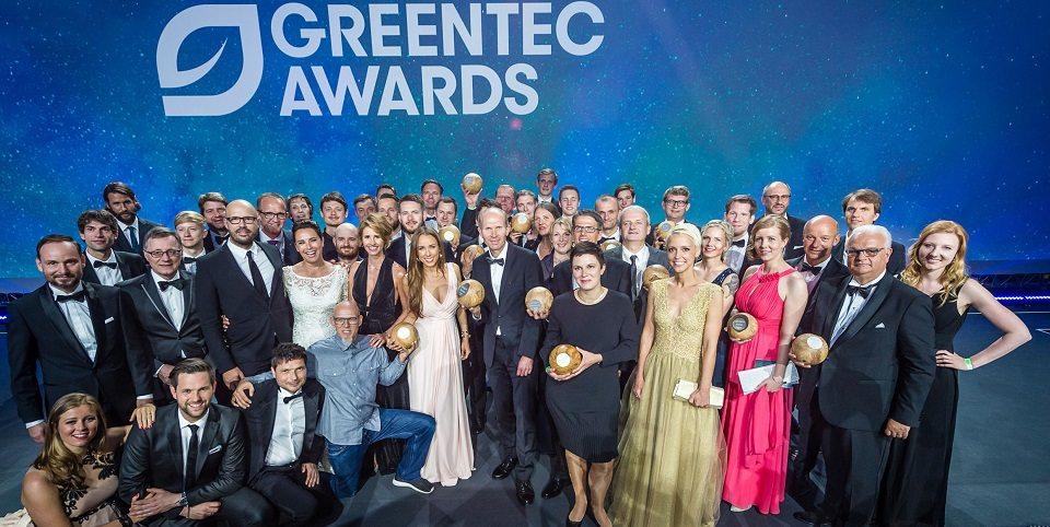 GreenTec Awards im ICM – Internationales Congress Center in der Neuen Messe München am 29.05.2016