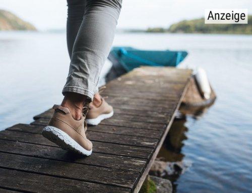Nachhaltige Schuhe von ICEBUG