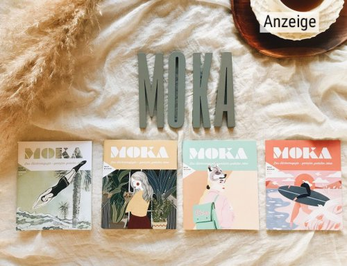 Lesespaß und Buchtipps:  MOKA – Das Büchermagazin