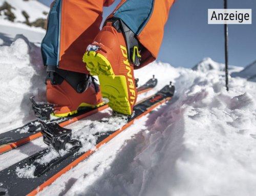 Lebenslange Garantie für  Skitouren-Bindungen von Dynafit