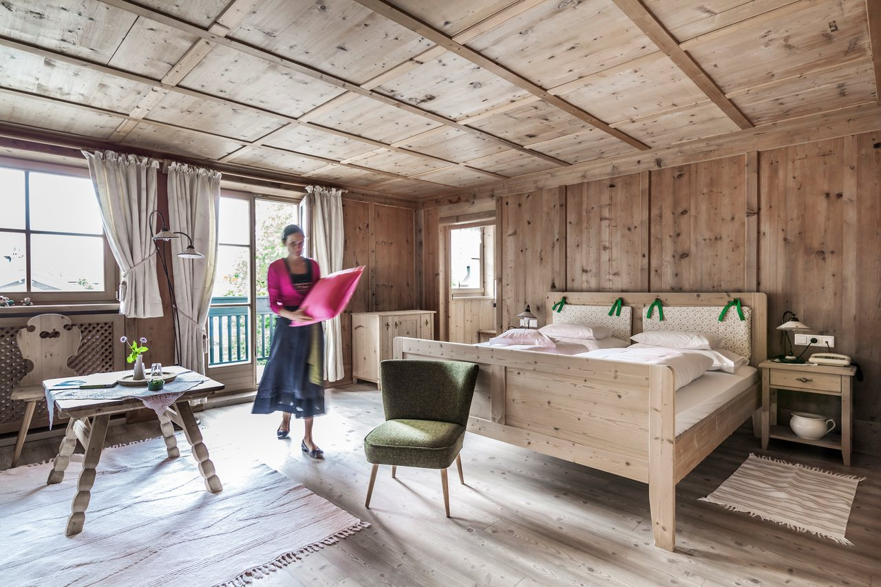 Stuben-Suite Drumlerhof; Foto © Tiberio Sorvillo