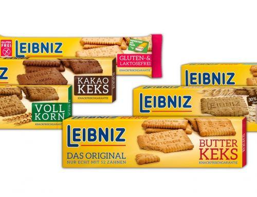 Leckere Keks-Pakete von LEIBNIZ gewinnen