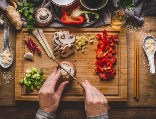 Vegetarisch kochen: 3 schnelle Rezepte ohne Fleisch