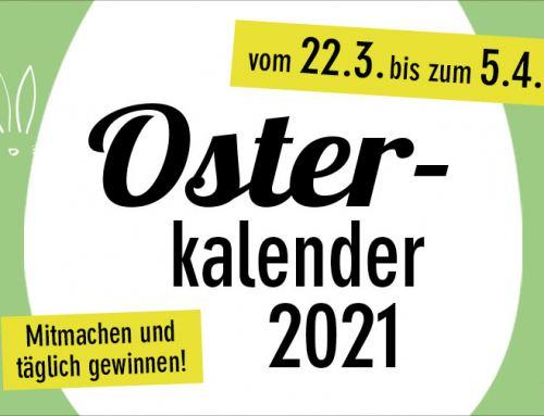 Täglich nachhaltige Osterüberraschungen im green Lifestyle Osterkalender 2021 entdecken!