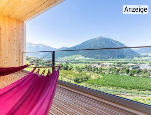 Einzigartiger Bio-Urlaub  in Südtirol