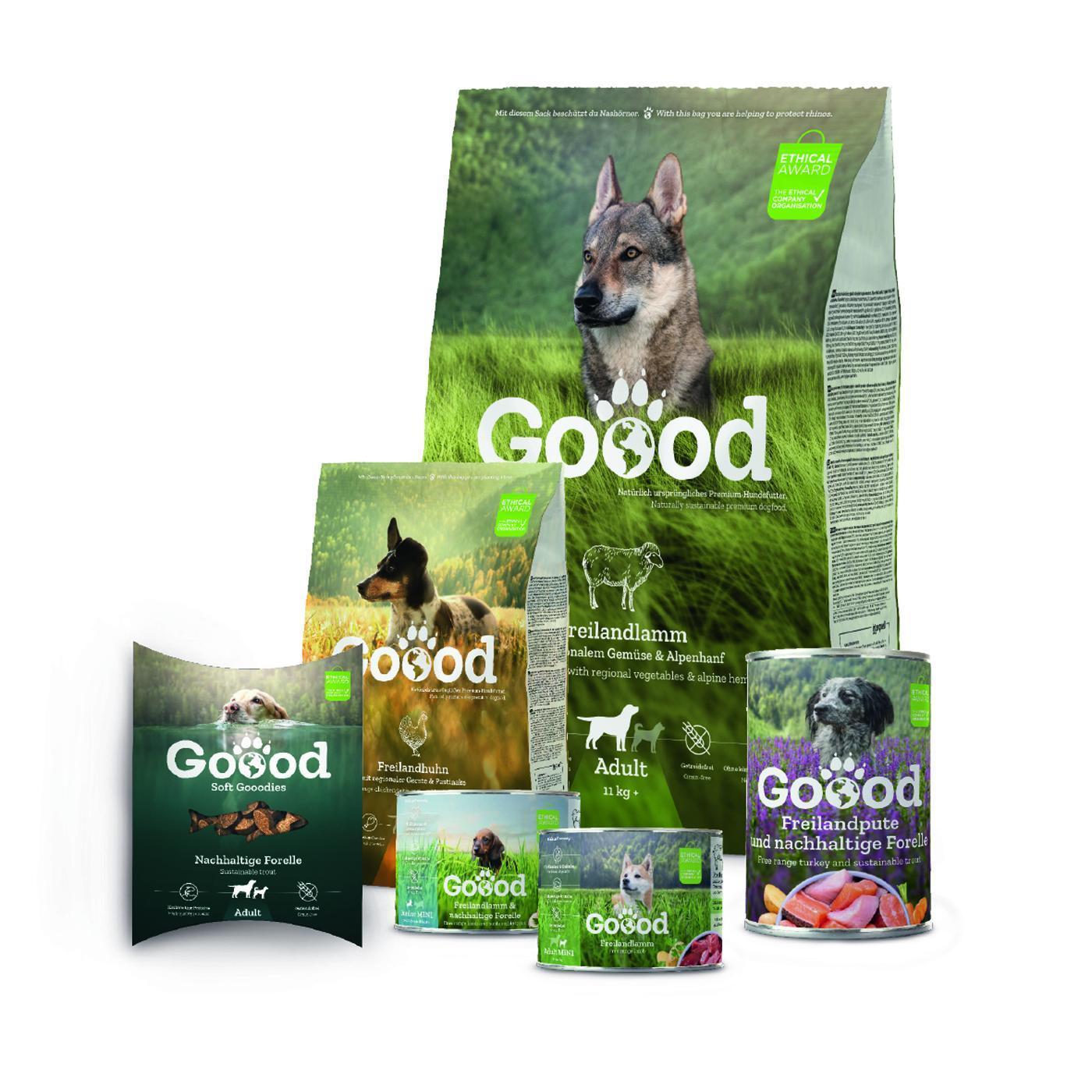 Goood Petfood