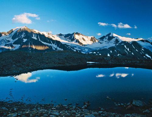 Wanderglück: 100 Lieblingstouren in den Alpen
