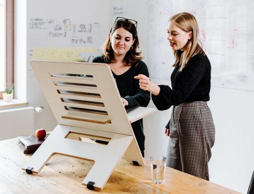 Standsome Schreibtischaufsatz  gewinnen