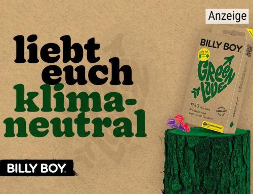 Starke Stämme mit BILLY BOY Green Love