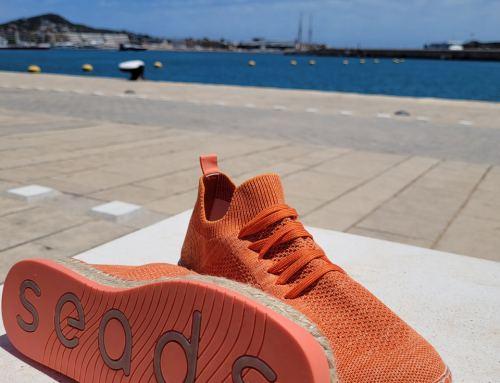 Schuhe aus Meeresplastik:  Espadrilles von Seads