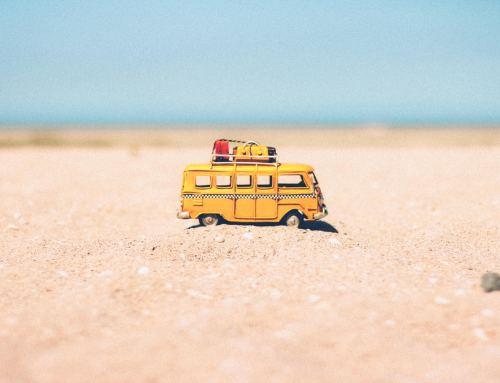 Wohin im Urlaub?  So geht's umweltbewusst!