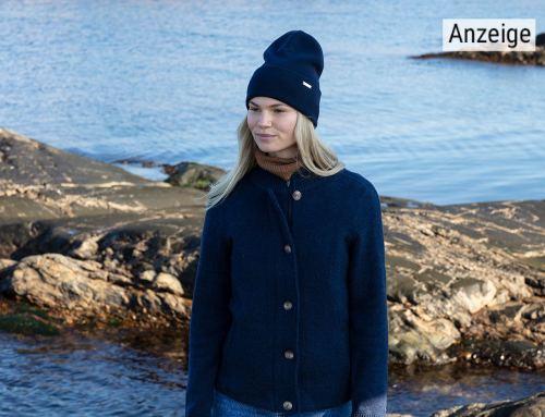 Schwedische  Herbst-Looks aus Strick