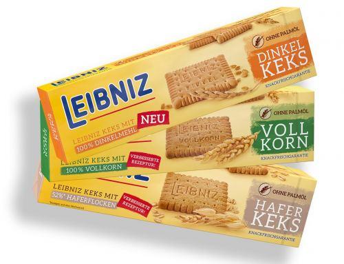 Kekspakete  von Leibniz gewinnen