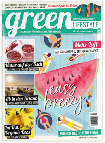 green Lifestyle Magazin 04/2019