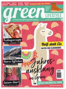 green Lifestyle Magazin
