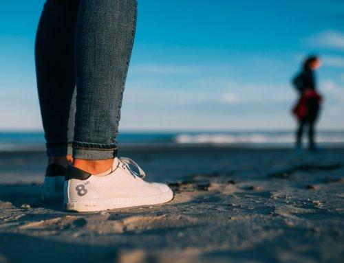Nachhaltiges Schuhwerk: Sneaker von 8beaufort.Hamburg