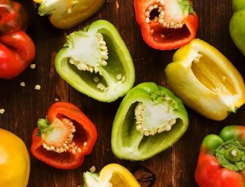 Spontan vegan: Leckere Rezepte mit Paprika