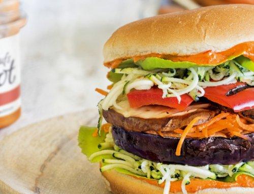 Sommer-Rezept: Veggie Burger
