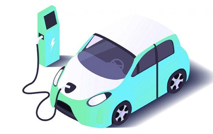 Zukunftsvison Elektroautos: Fahrzeuge die Strom tanken, werden immer häufiger zu sehen sein. © Daniel Kite / Shutterstock.com