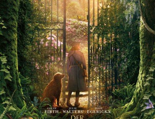 Filmpaket gewinnen: Der geheime Garten