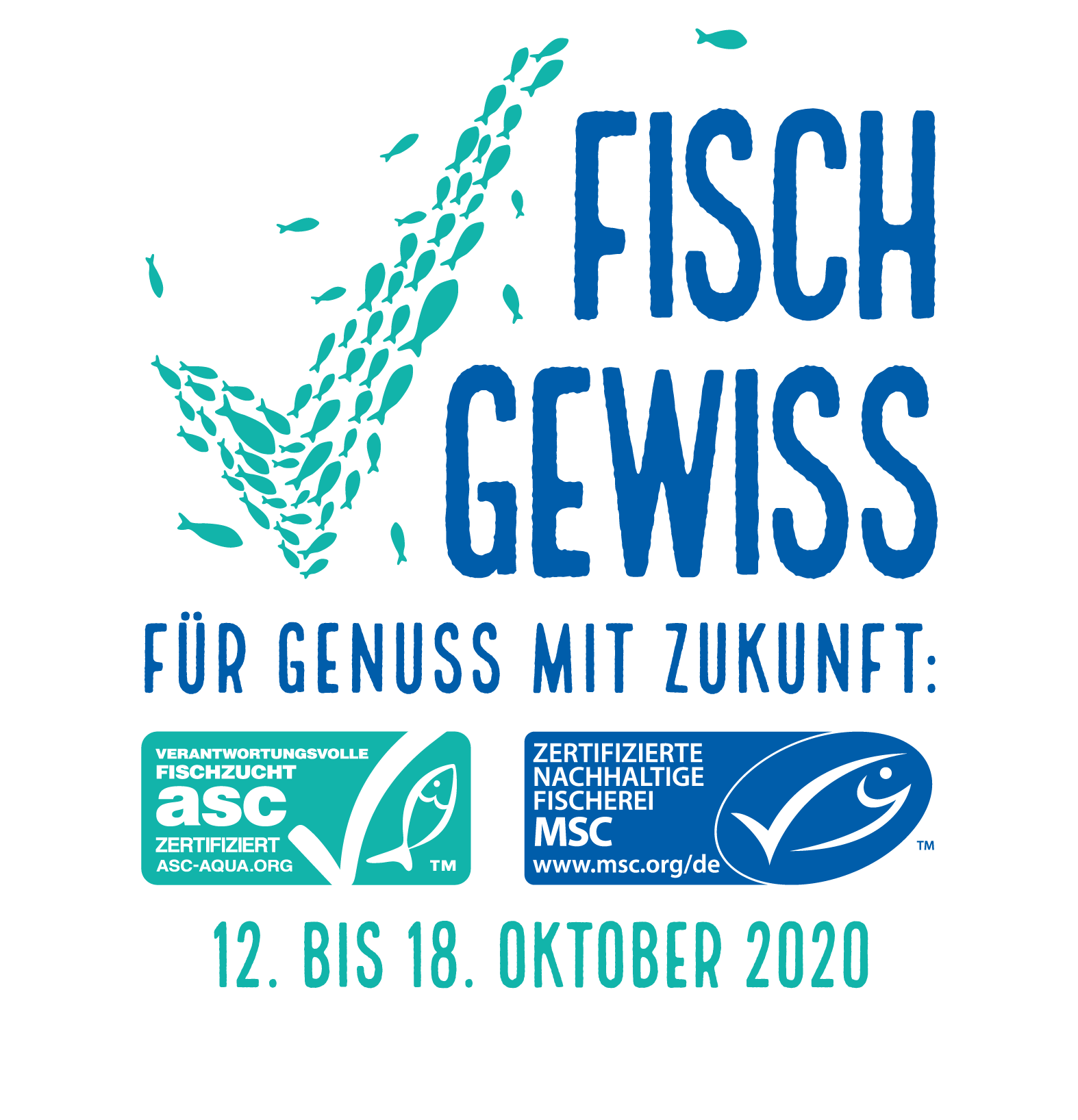 FischGewiss Aktionswoche Logo