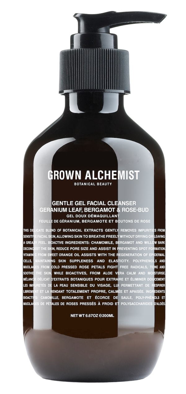 Gentle Gel Facial Cleanse von Grown Alchemist