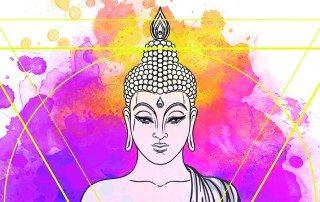 Grafik Buddha