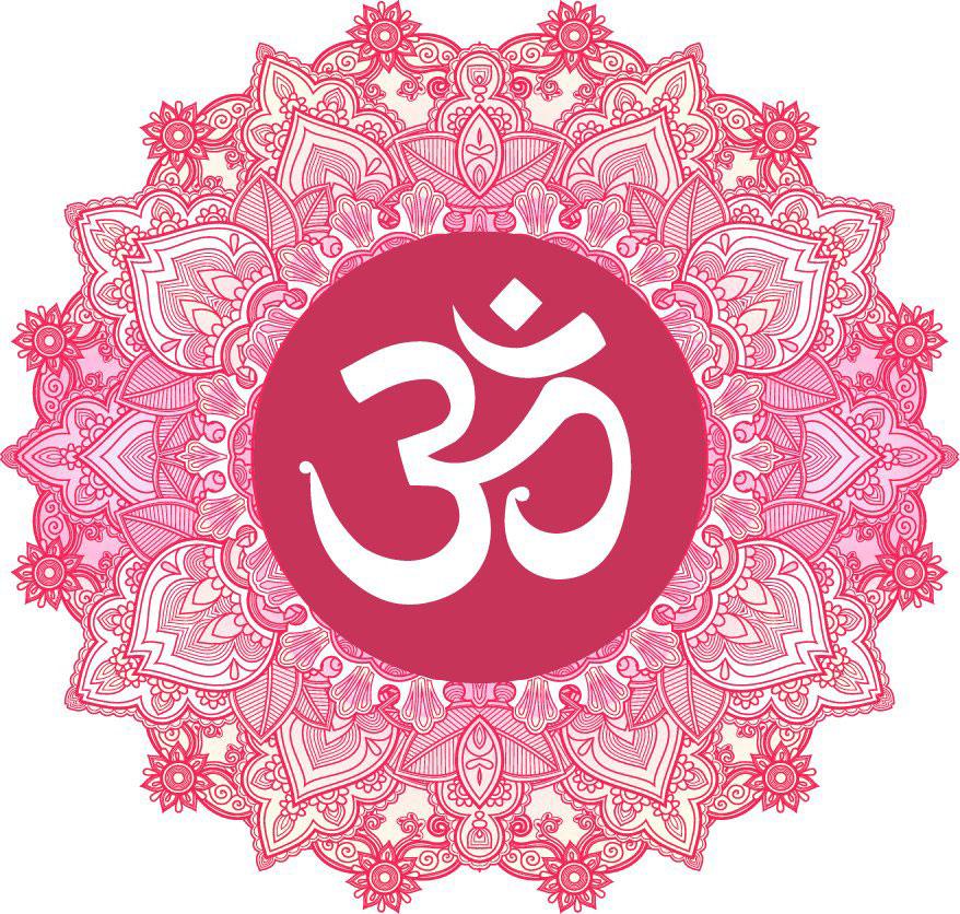 Om korrespondiert mit den Zuständen des Wachens, des Träumens, des Tiefschlafs und der tiefsten Ruhe. In allen hinduistischen Religionen gilt es als das heiligste aller Mantren.