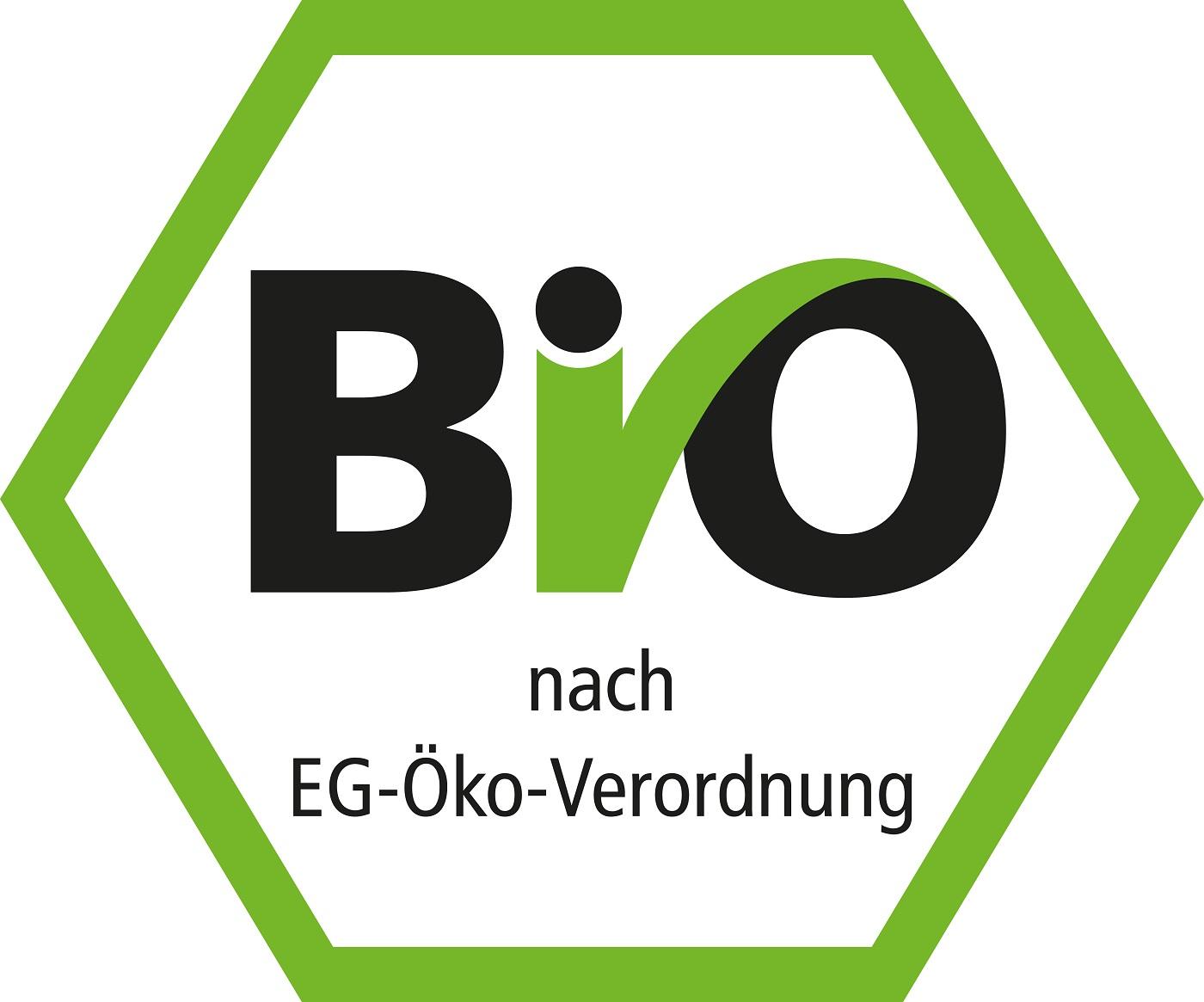 Das nachhaltige Tierfutter von Yarrah ist mit Zutaten nach der EG-Öko-Verordnung hergestellt.