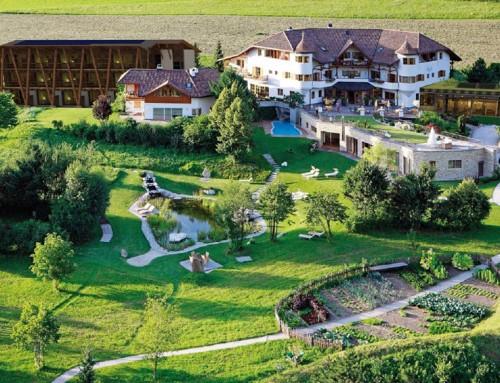 Gewinnen Sie stressfreie Zeit im Tauber's Bio & Vital Hotel in Südtirol