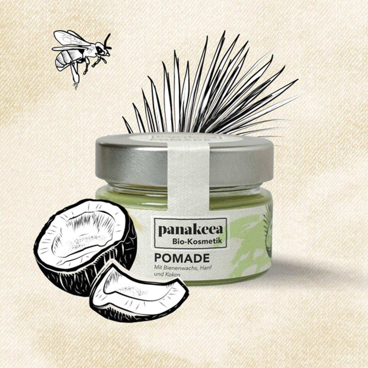 Biopomade von Panakeea