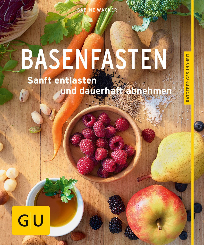 Buchcover Basenfasten GU Verlag