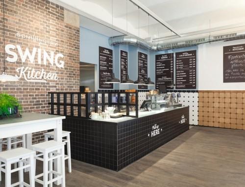 Swing Kitchen, Wien (Österreich)