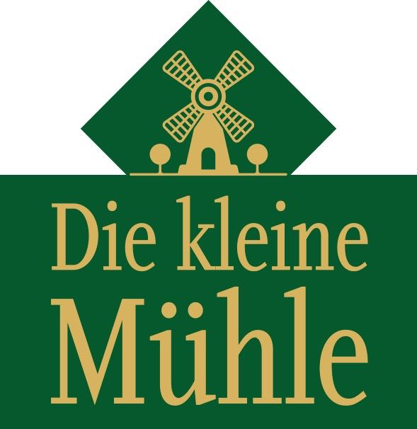 Die kleine Mühle Logo