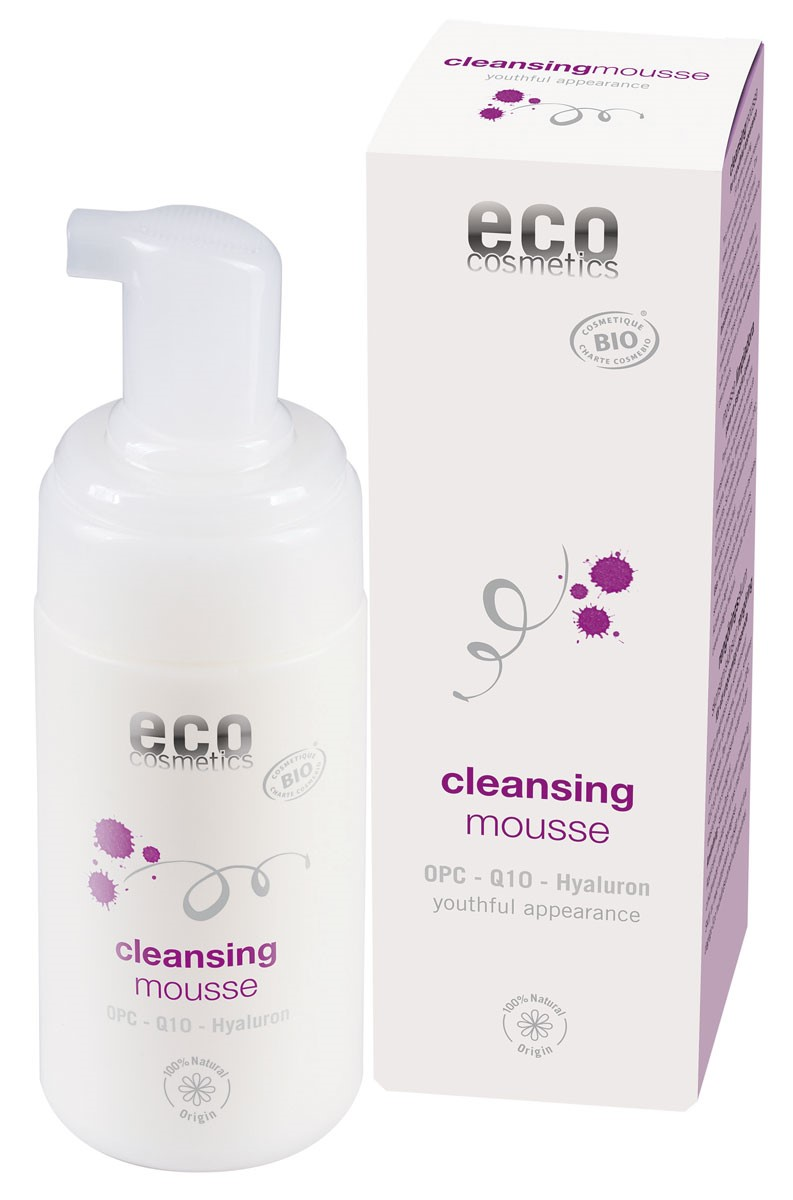 Im Test Eco Cosmetics Cleansing Mousse Produktbild