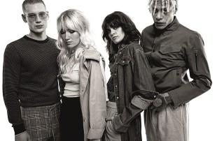 Gruppenfoto Fashion-Fotostrecke: Chance 4 Change