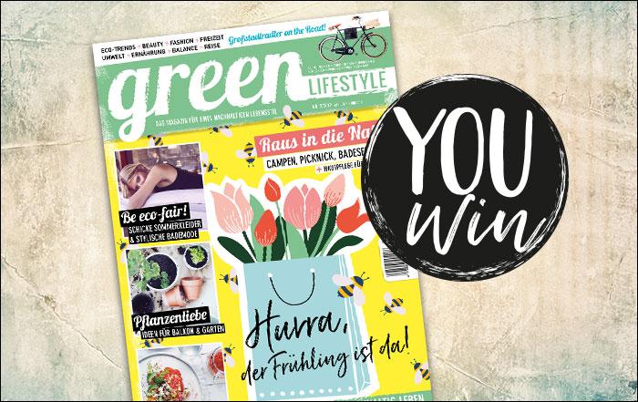 Gewinnspiele Aus Dem Magazin Green Lifestyle Magazin