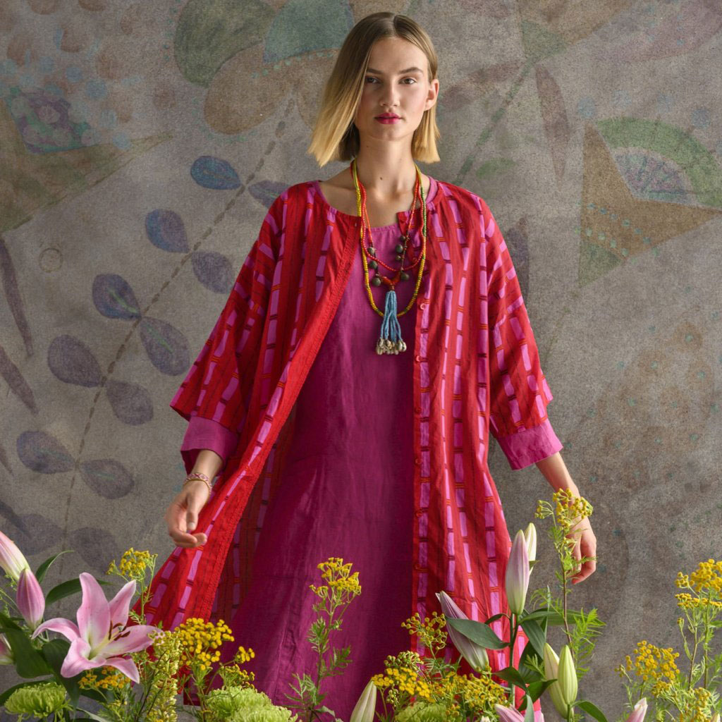 Rotes Kleid von Gudrun Sjöden