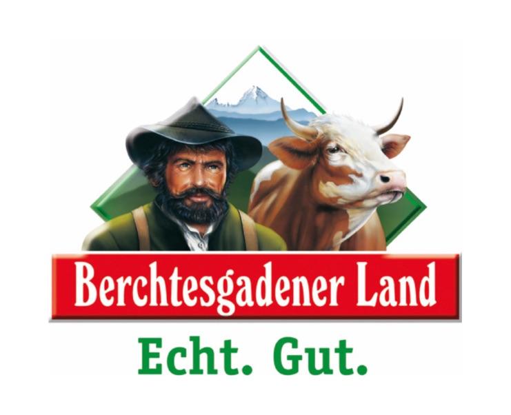 Molkerei Berchtesgadener Land Logo