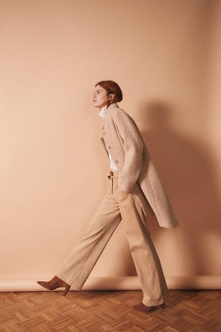 Dass Kord wieder stylisch ist, beweist die nachhaltige Mode von Lanius.