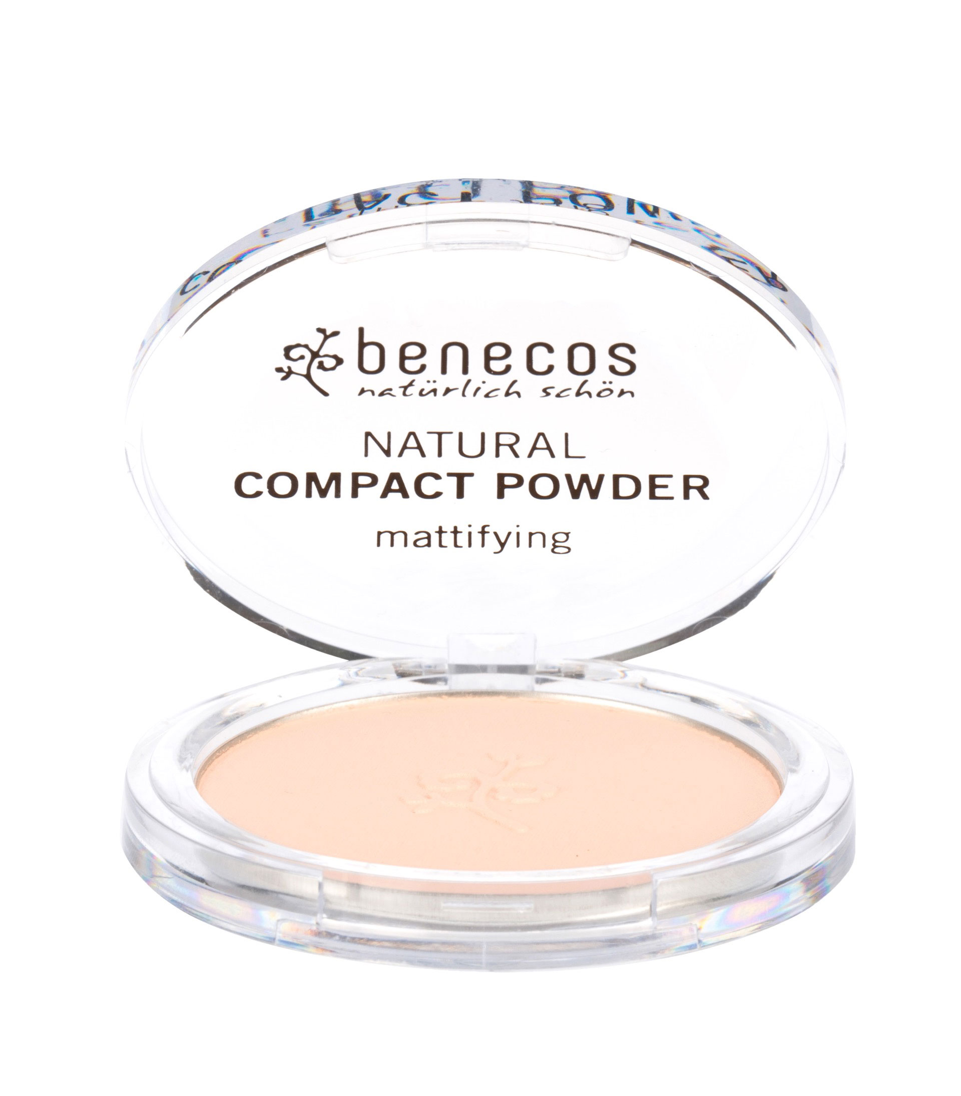 Natural Compact Powder von benecos