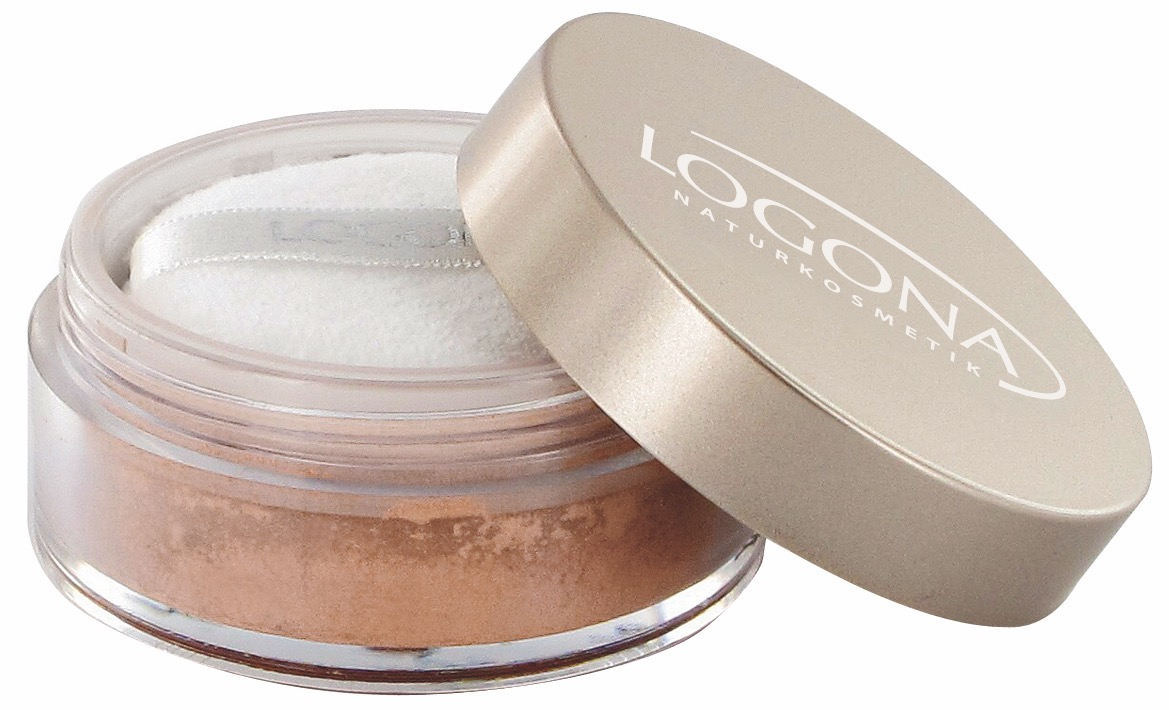 Make-up Natural Finish von Logona