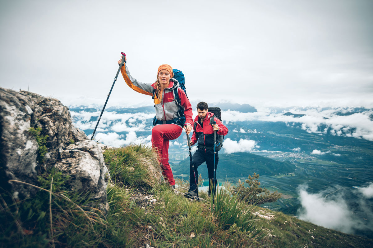 Super sportlich, super Passform – die Trekkinghose Norit 2.0 W.