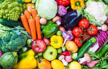Jedes Obst und Gemüse wird anders gelagert, um haltbar zu bleiben